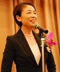 安藤優子さん