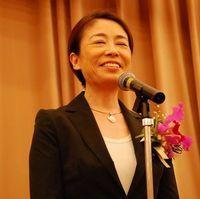 安藤優子受賞